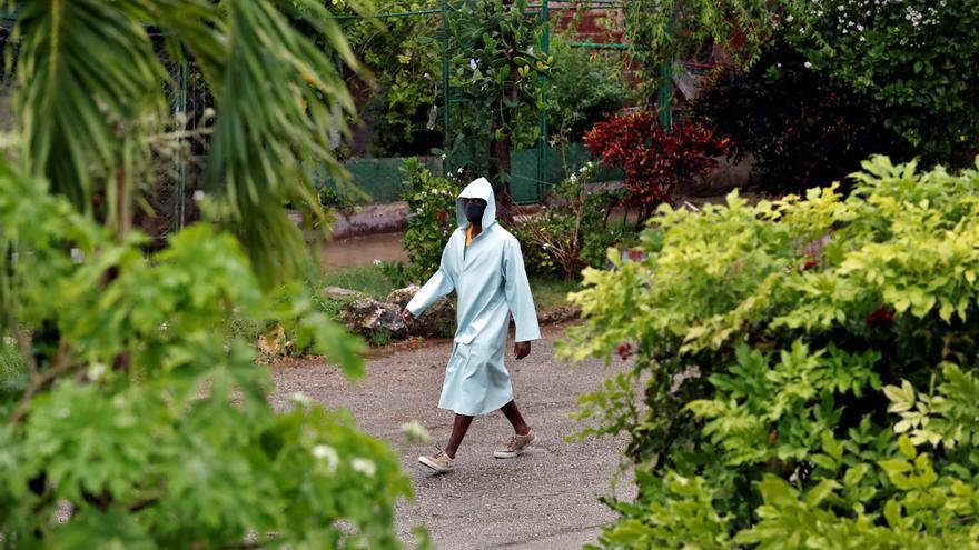 Cuba recibe el impacto de Ida, su primer huracán de la temporada