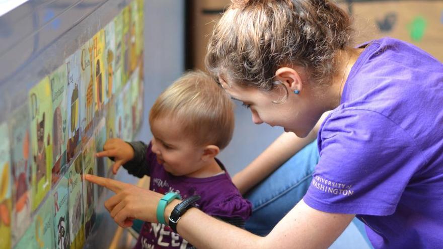 Miles de niños no reciben la atención que necesitan para mejorar su desarrollo