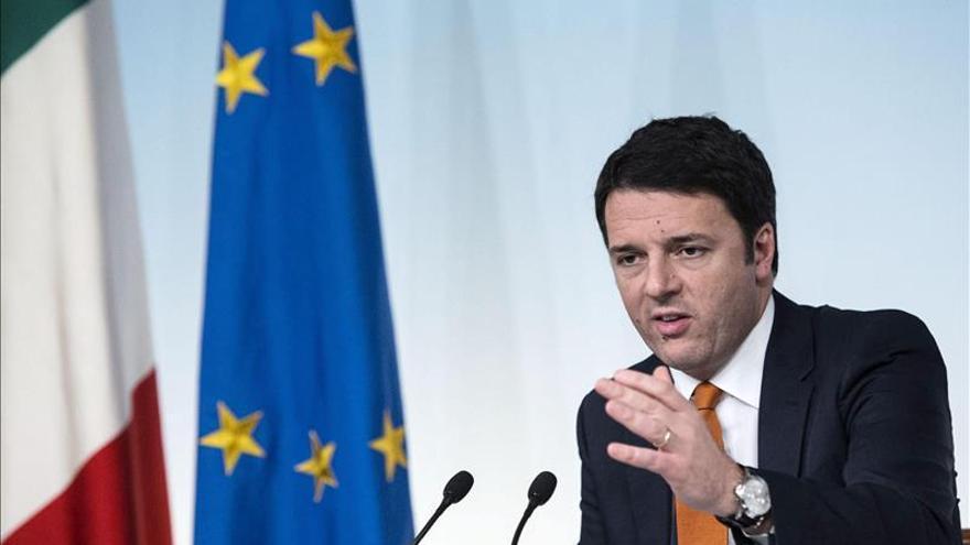 Renzi anuncia las primeras medidas de su reforma laboral