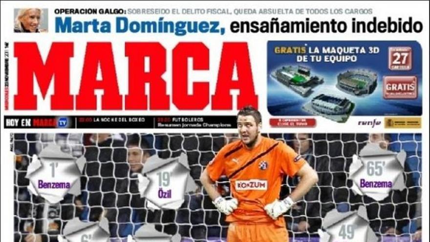 De las portadas del día (23/11/2011) #12
