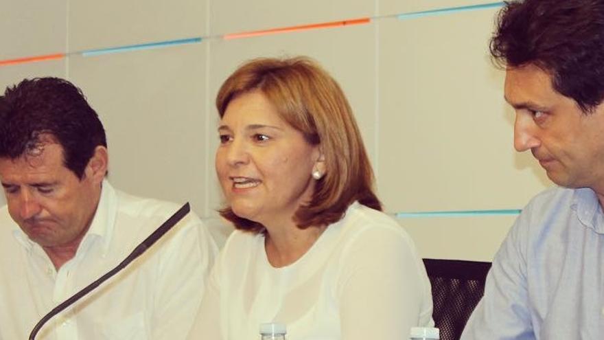 Isabel Bonig, presidenta del PPCV