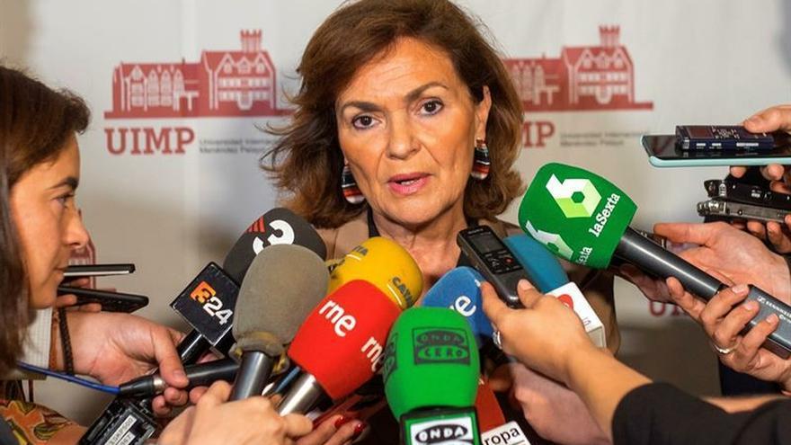 """Calvo no contempla nuevas elecciones: """"No nos cabe en la cabeza"""""""