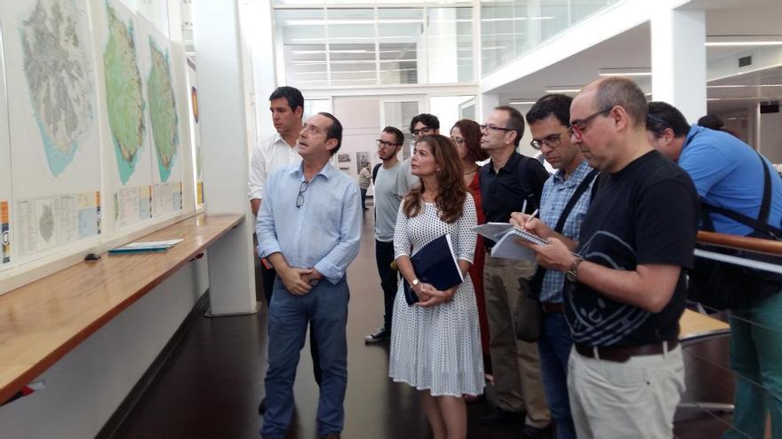 El planeamiento de Gran Canaria sale a exposición pública permite alegaciones hasta finales de octubre.