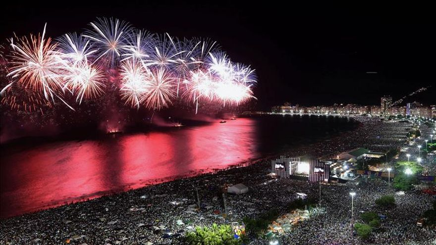 Río despedirá 2015 con público récord pese a la crisis y gracias a la devaluación