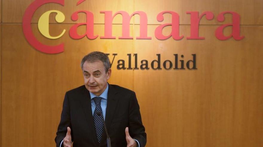 Rodríguez Zapatero anima a Unidas Podemos a superar recelos y hacer esfuerzos