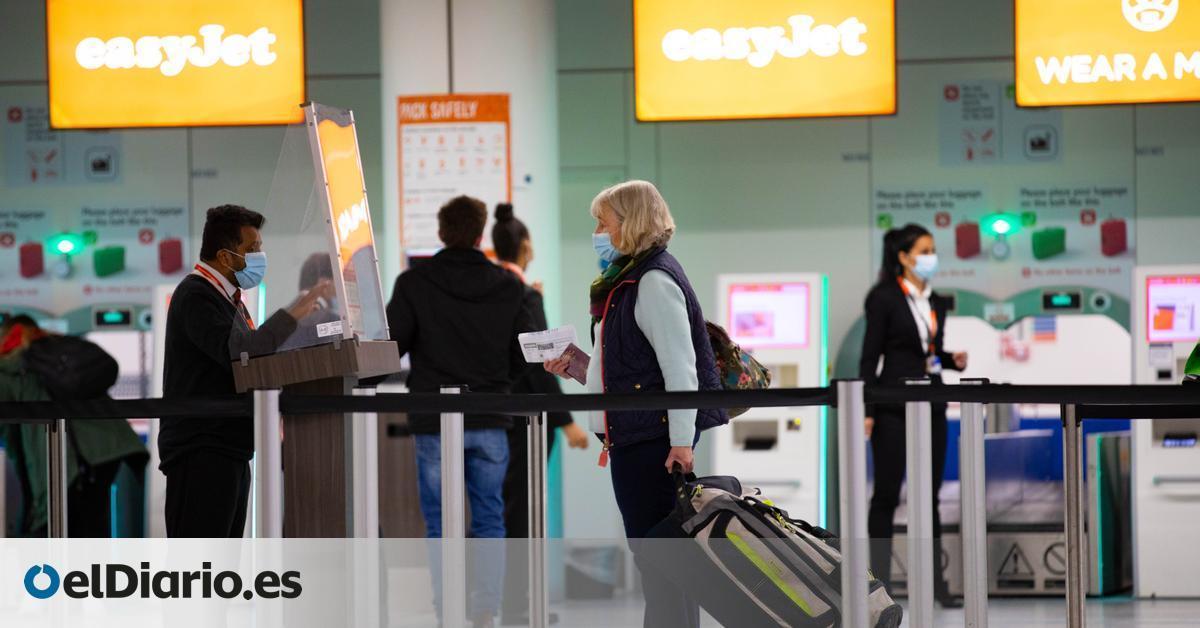 Image Reino Unido mantiene a Baleares y Canarias en la lista de destinos de riesgo por COVID-19 como el resto de España