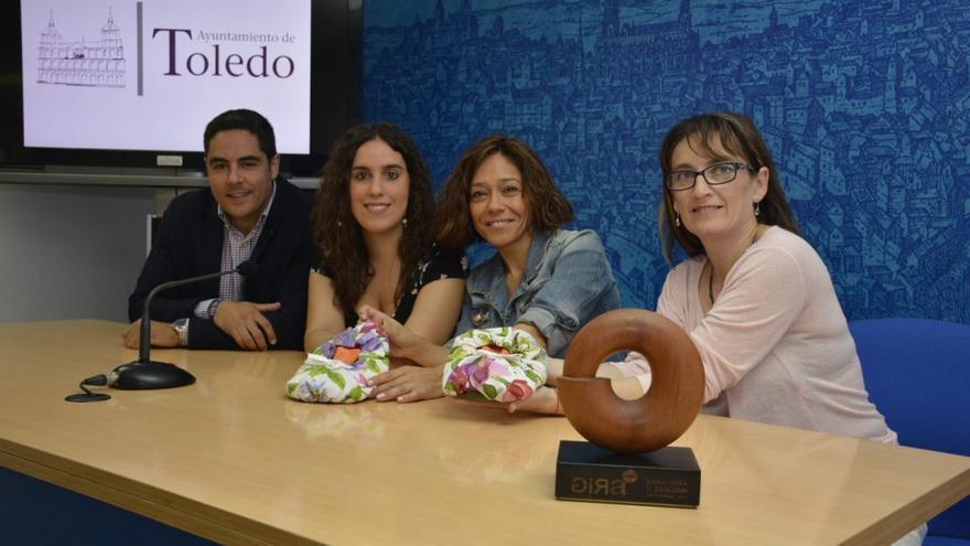 Presentación de la nueva edición de 'GIRA Mujeres' FOTO: Ayuntamiento de Toledo