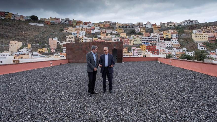 El Gobierno pone en marcha el proyecto 'La Gomera 100% Sostenible´