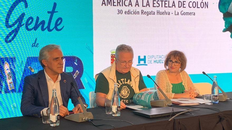La Regata Oceánica fue presentada en el Salón Náutico Internacional de Barcelona