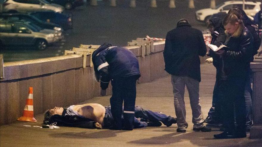 Asesinan en Moscú al líder opositor y ex viceprimer ministro Borís Nemtsov