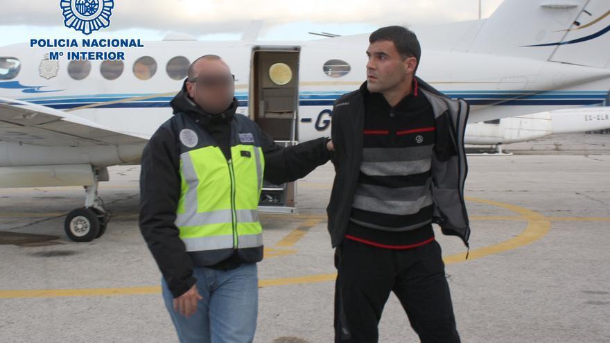 Trasladados desde Francia los etarras Ibai Mateo Esparza y Oihana Mardaras Orueta
