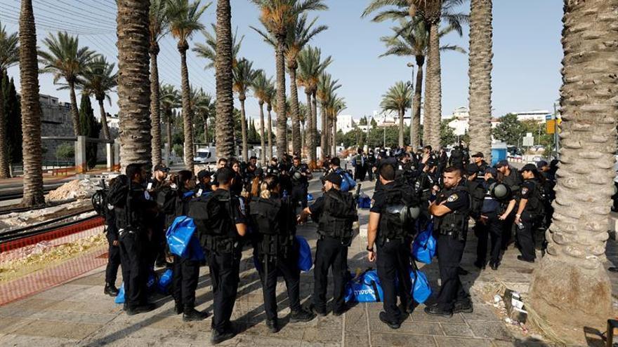 El Gobierno israelí asegura que no quitará los detectores de metales en Al Aqsa