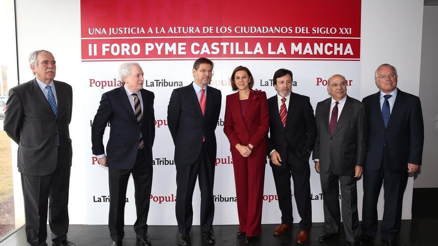 """Catalá defiende que la fórmula de la prisión permanente revisable tiene un equivalente en """"todos los países"""" de la UE"""