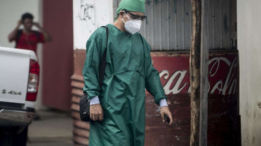 Suben a 4.311 los infectados y 133 los fallecidos por la COVID-19 en Nicaragua