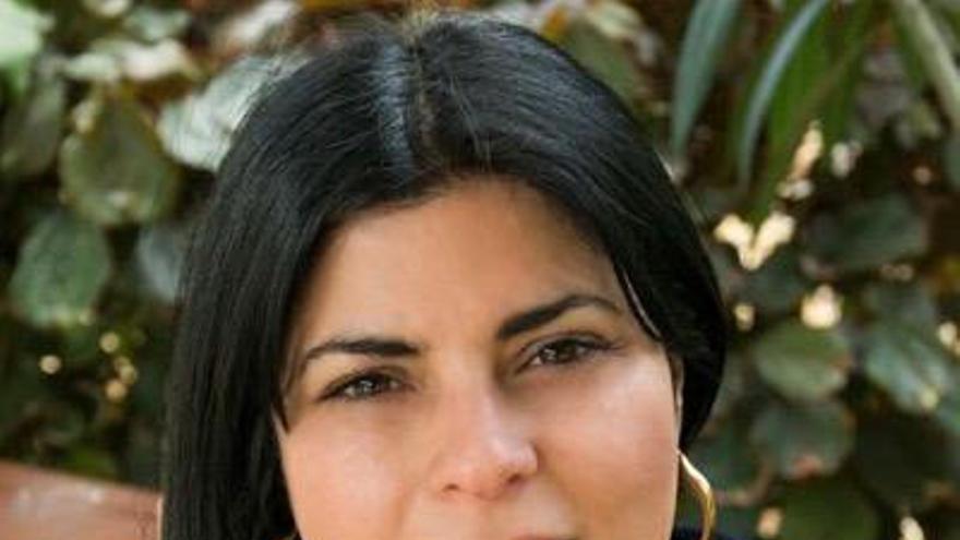Mila Hormiga, consejera del Grupo Insular de Podemos en el Cabildo de Tenerife.