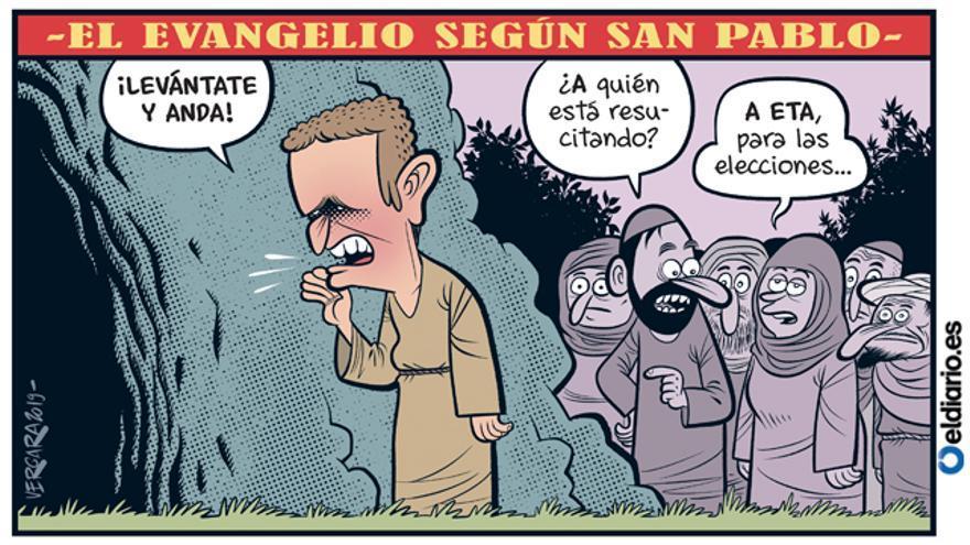 El evangelio de San Pablo