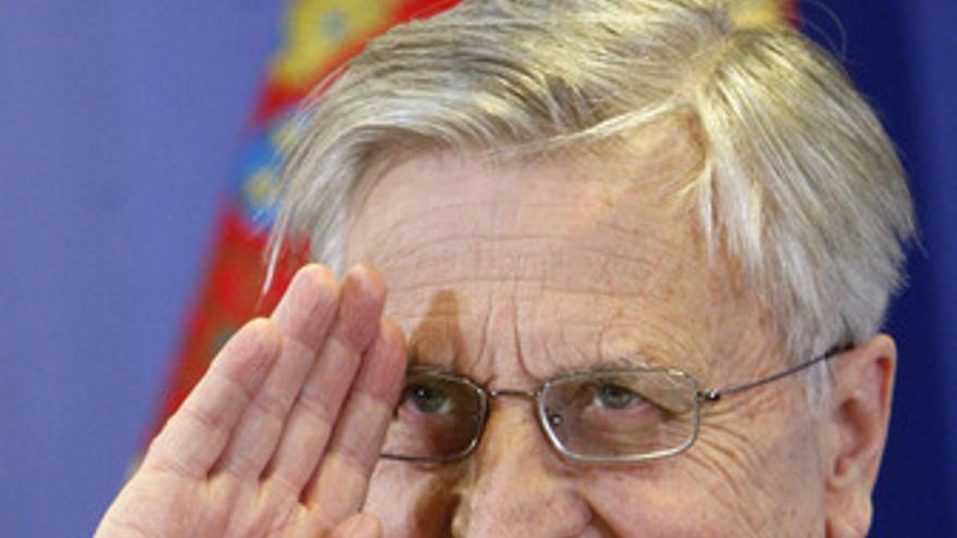 Jean Claude Trichet en Madrid