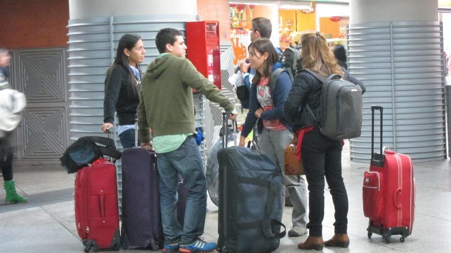 Las entradas de viajeros en establecimientos hoteleros de Euskadi aumentan un 6,0% en febrero de 2015