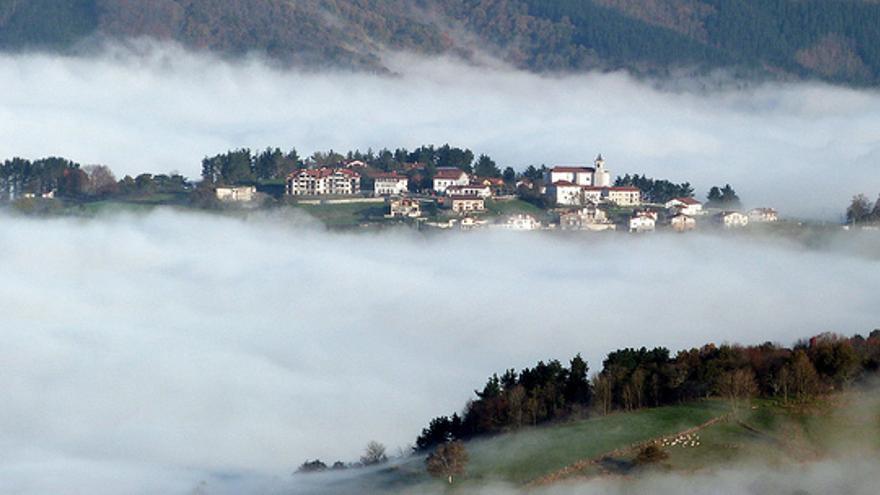 La localidad gipuzcoana de Orendain lleva un año adherida a la Economía del bien común.