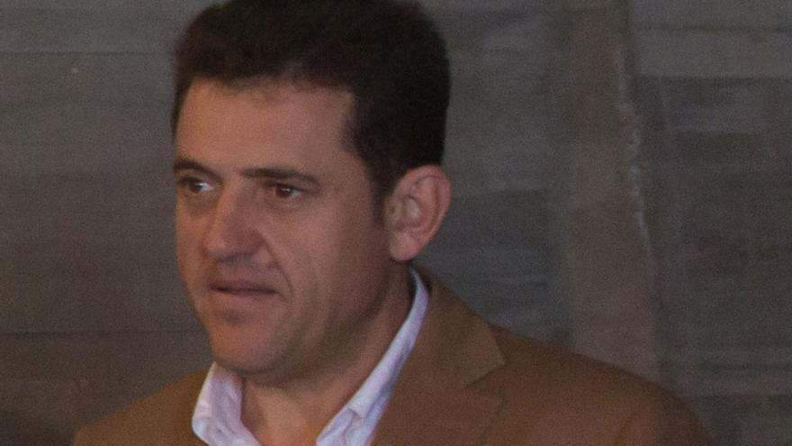 Jaime Noda, candidato al Cabildo por el PSOE
