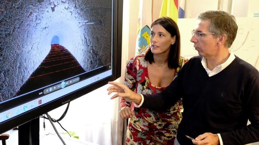 El antiguo túnel de Tetuán al Sardinero abrirá a principios de 2020 tras inversión de 3 millones