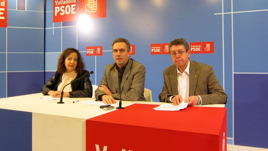 El PSOE de Valladolid promoverá en todos los ayuntamientos un recurso ante el TC contra la reforma local