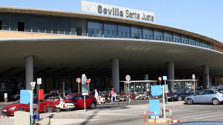 Las estaciones de tren de las capitales andaluzas contaron con más de 23,3 millones de viajeros en 2018