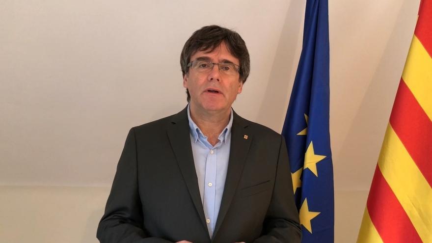 Los plazos de entrega de Puigdemont a España van de 10 a 60 días en aplicación de la euroorden