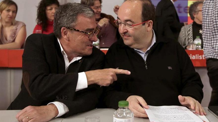 "El alcalde de Lleida no ""comparte"" la salida de Parlon de la ejecutiva del PSOE"