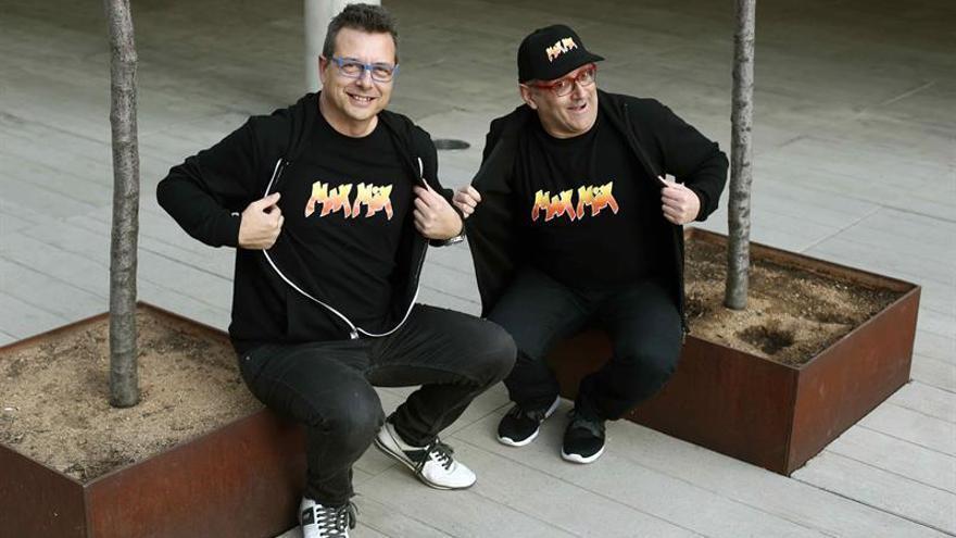 "Toni Peret y Mike Platinas, de Max Mix: ""El dj de verdad es el dj de bodas"""
