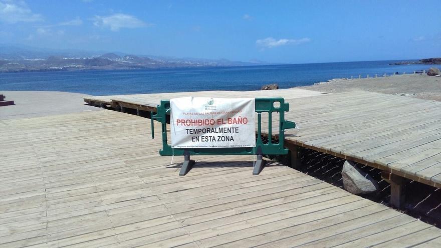Playa del Confital.