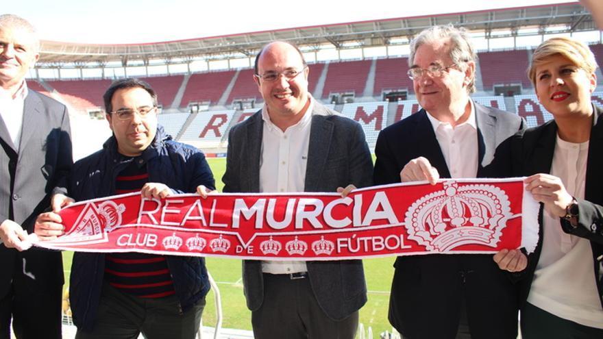 PAS socio del Real Murcia