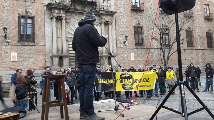 Castilla-La Mancha alza su voz por la libertad de expresión y contra la Ley Mordaza