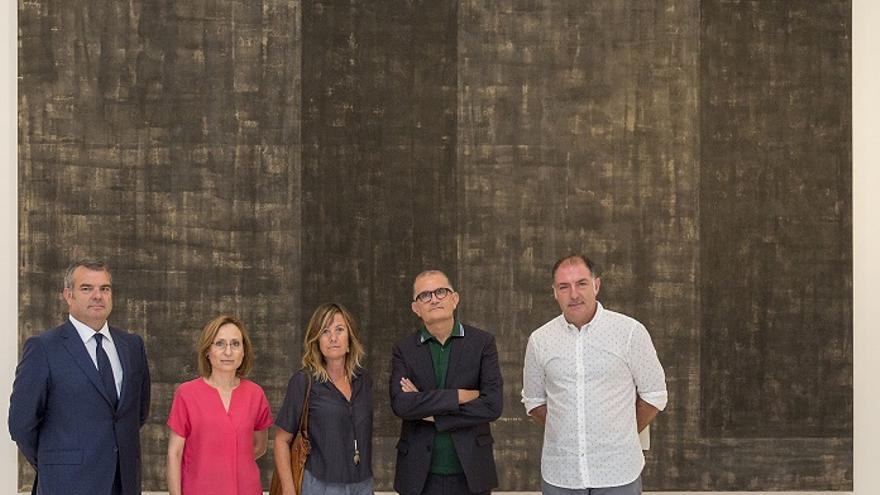 La exposició está comisariada por María Jesús Folch y Josep Salvador