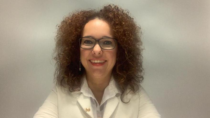 Marta Castillo Díaz sustituyó hace unos días a Antonio Hermoso al frente de CERMI Andalucía
