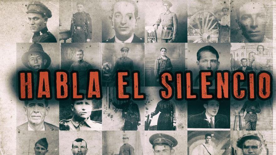 Cartel de la exposición sobre Memoria Histórica en Tarancón