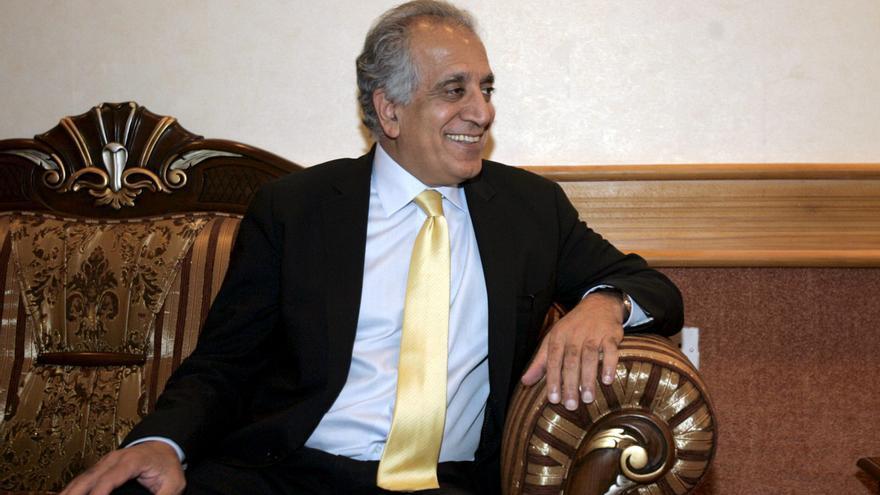 Enviado de EE.UU. participará en la reunión en Moscú para la paz en Afganistán