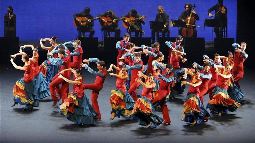 El Ballet Nacional de España presenta en Seúl su lado más flamenco