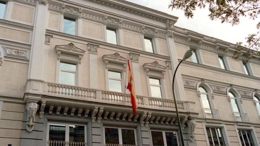 El Poder Judicial ampara a la juez de Primera Instancia número 28 de Madrid
