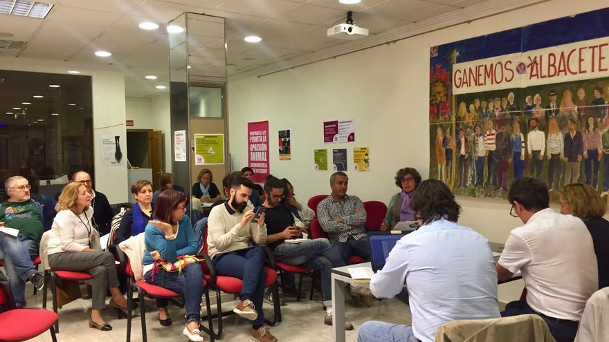 Asamblea de Ganemos Albacete