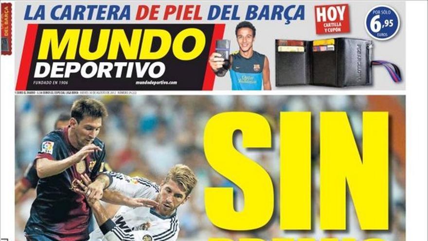 De las portadas del día (30/08/2012) #14