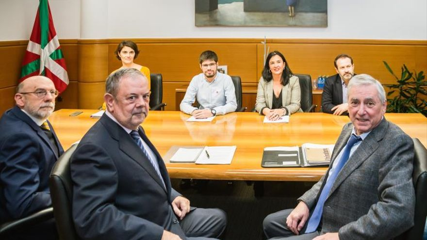 """El Gobierno Vasco y Podemos alcanzan un """"principio de acuerdo"""" presupuestario"""