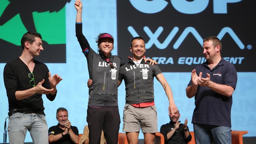 Premios Transgrancanaria. Maratón 42 Km, general femenina y masculino