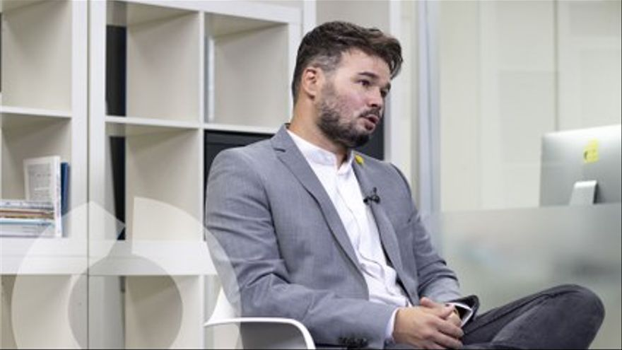 VIDEO |  Interview with Gabriel Rufián [COMPLETA]