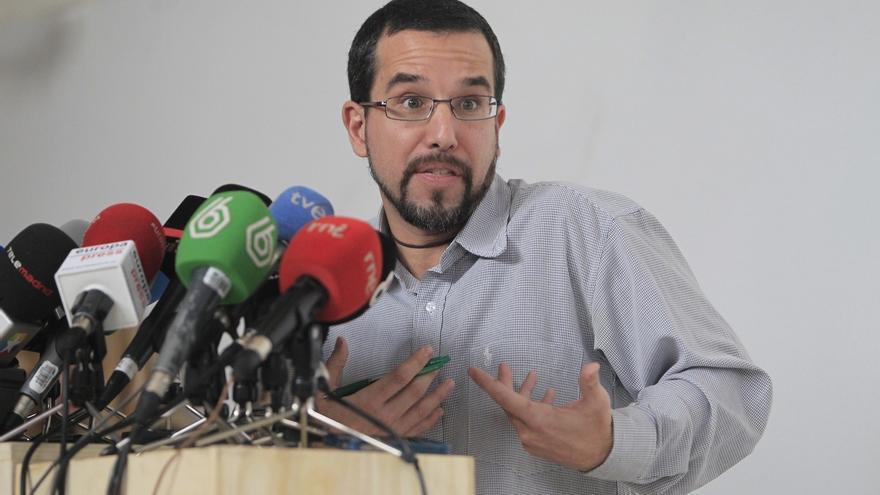 """Podemos defiende que Monedero """"ha dado la cara"""" y garantiza a sus simpatizantes que habrá total transparencia"""