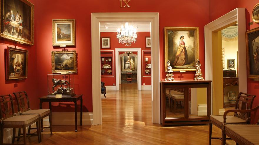 El Museo del Romanticismo celebra este año su 90 cumpleaños.