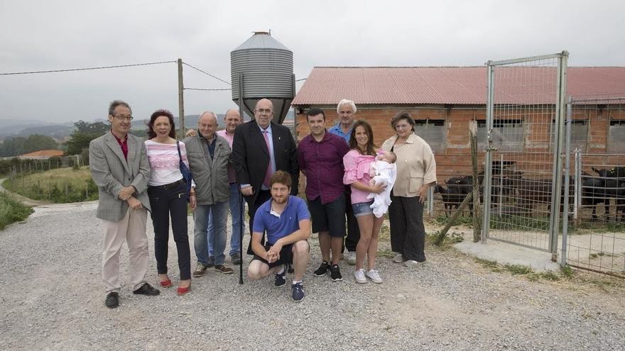 Concluyen las mejoras del camino del barrio Las Quintas tras 30.000 euros de inversión del Gobierno