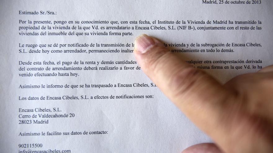 Un buitre en mi casa cinco claves sobre la venta de - Pisos para una persona madrid ...