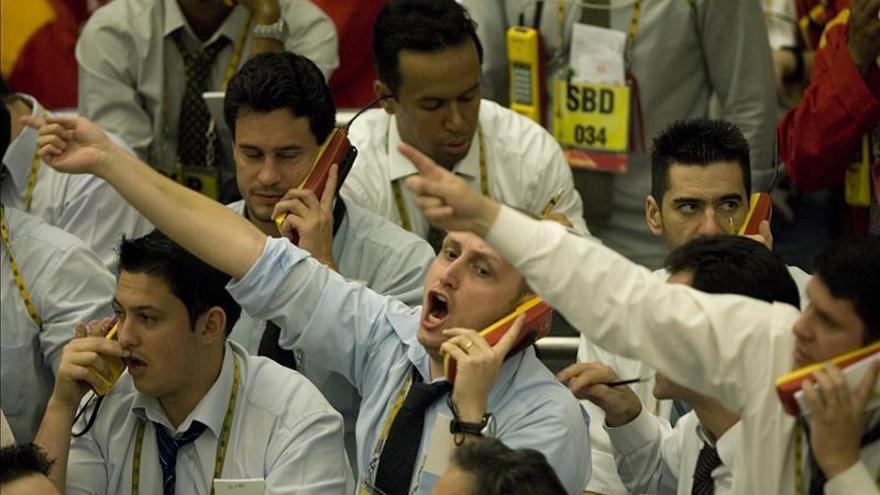 La bolsa de Sao Paulo cae un 0,43 por ciento en la apertura