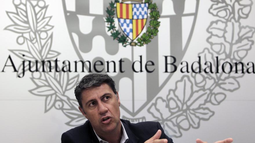 """El alcalde de Badalona dice que no dará """"un paso atrás"""" en el caso de los panfletos"""